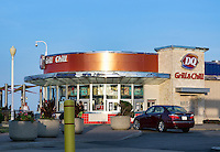 Dairy Queen franchise in Virginia Beach, Virginia, USA