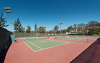 McKinnon Family Tennis Center, Athletics facility, Sept. 16, 2016.<br />