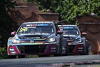 #26 Jessica BACKMAN (SWE) WestCoast Racing Volkswagen Golf GTI TCR  during TCR UK Championship Race Two as part of the BRSCC TCR UK Race Day Oulton Park  at Oulton Park, Little Budworth, Cheshire, United Kingdom. August 04 2018. World Copyright Peter Taylor/PSP. Copy of publication required for printed pictures.