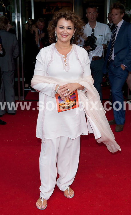 **ALL ROUND PICTURES FROM SOLARPIX.COM**.**WORLDWIDE SYNDICATION RIGHTS**.arrivals at the BFI Imax Cinema in central London, for the Premiere of the film Arabia, a 3D documentary celebrating the history and culture of Saudi Arabia. London, UK. 24 May 2010..This pic: Nadia Sawalha..JOB REF: 11310 RSR       DATE: 24_05_2010.**MUST CREDIT SOLARPIX.COM OR DOUBLE FEE WILL BE CHARGED**.**MUST NOTIFY SOLARPIX OF ONLINE USAGE**.**CALL US ON: +34 952 811 768 or LOW RATE FROM UK 0844 617 7637**