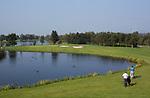 SCHIPLUIDEN - 2017 - Hole Rood 4, par 3. . Golfbaan DELFLAND . COPYRIGHT KOEN SUYK