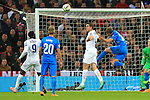 Jordan Henderson of England scores an own goal to give Slovenia the lead - England vs. Slovenia - UEFA Euro 2016 Qualifying - Wembley Stadium - London - 15/11/2014 Pic Philip Oldham/Sportimage