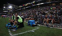 General views during the Vodacom Super Rugby match between the Cell C Sharks and the Emirates Lions the at Growthpoint Kings Park in Durban, South Africa. 15th July 2017(Photo by Steve Haag)