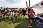 Bowl final between Waiuku and Papakura, with Waiuku coming out the winners. Counties Manukau Club 7's tournament held at Karaka Sports Park on Saturday November 5th, 2016.<br /> Photo by Richard Spranger