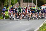 Peloton at Aywaille, Belgium, 27 April 2014, Photo by Thomas van Bracht / www.pelotonphotos.com