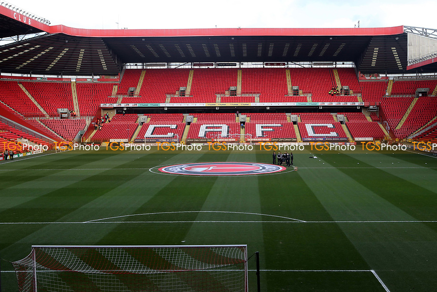 General view of Charlton Athletic FC during Charlton Athletic vs Barnsley, Sky Bet EFL Championship Football at The Valley on 1st February 2020