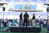 Ravens Countdown to Kickoff BBQ & Marching Ravens 2010