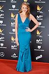 Cristina Castaño attends to the Feroz Awards 2017 in Madrid, Spain. January 23, 2017. (ALTERPHOTOS/BorjaB.Hojas)