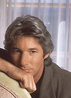 Actor Richard Gere, who at the time was married to supermodel, Cindy Crawford.
