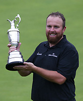 Shane Lowry (IRL) is Champion Golfer of the Year after the Final Round of the 148th Open Championship, Royal Portrush Golf Club, Portrush, Antrim, Northern Ireland. 21/07/2019. Picture David Lloyd / Golffile.ie<br /> <br /> All photo usage must carry mandatory copyright credit (© Golffile | David Lloyd)