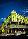 Newtown Hotel. One of the many pubs on colourful King Street, Newtown, Sydney, NSW, Australia