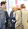 Andrew Marr Show arrivals <br /> at BBC Broadcasting House, London, Great Britain <br /> 18th September 2016 <br /> <br /> <br /> <br /> Jane Moore - columnist for the Sun <br /> <br /> <br /> <br /> <br /> Photograph by Elliott Franks <br /> Image licensed to Elliott Franks Photography Services