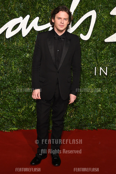 Christopher Kane arrives for British Fashion Awards 2014 at the London Coliseum, Covent Garden, London. 01/12/2014 Picture by: Steve Vas / Featureflash