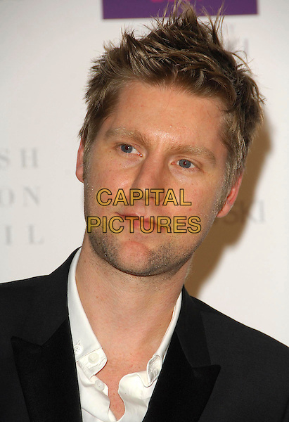 GUEST.Arriving at the British Fashion Awards 2007 at the Horticulutral Hall London, Engalnd, .27th November  2007..portrait headshot.CAP/CAS.©Bob Cass/Capital Pictures.
