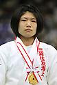 Misato Nakamura (JPN), .May 13, 2012 - Judo : .All Japan Selected Judo Championships, Women's -52kg class Victory Ceremony .at Fukuoka Convention Center, Fukuoka, Japan. .(Photo by Daiju Kitamura/AFLO SPORT) [1045]
