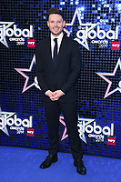 Will Manning<br /> arriving for the Global Awards 2019 at the Hammersmith Apollo, London<br /> <br /> ©Ash Knotek  D3486  07/03/2019