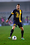 Fabrizio Cacciatore in action during the Serie A football match Hellas Verona FC vs FC Inter Milan at Verona.
