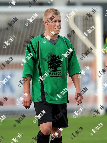 2012-08-14 / Voetbal / seizoen 2012-2013 / KSK Branddonk / Thomas Verstraelen..Foto: Mpics.be