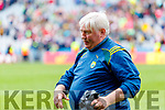 Liam O'Regan Physio after the All Ireland Senior Football Semi Final between Kerry and Tyrone at Croke Park, Dublin on Sunday.