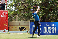 Josh Geary (NZL) in action during the final round of the Magical Kenya Open presented by ABSA played at Karen Country Club, Nairobi, Kenya. 17/03/2019<br /> Picture: Golffile | Phil Inglis<br /> <br /> <br /> All photo usage must carry mandatory copyright credit (&copy; Golffile | Phil Inglis)