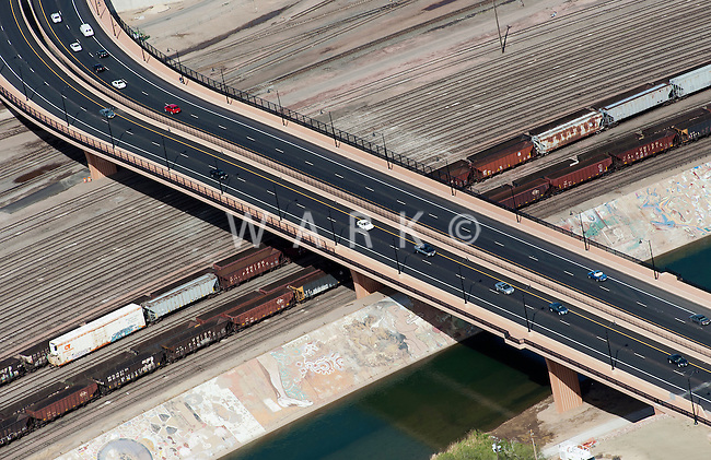 Newly finished 4th Street Bridge, Pueblo, CO