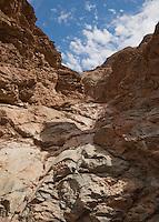 Natural Bridge Canyon, Death Valley National Park, California