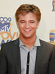 UNIVERSAL CITY, CA. - May 31: Actor Michael Welch arrives at the 2009 MTV Movie Awards held at the Gibson Amphitheatre on May 31, 2009 in Universal City, California.