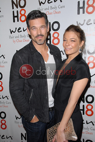 Eddie Cibrian, LeAnn Rimes<br />