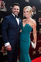 PASADENA - May 5: Don Diamont, Cindy Ambuehl at the 46th Daytime Emmy Awards Gala at the Pasadena Civic Center on May 5, 2019 in Pasadena, California