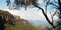 Australia-New South Wales-Blue Mountains