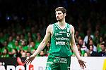 S&ouml;dert&auml;lje 2015-04-19 Basket SM-Final 1 S&ouml;dert&auml;lje Kings - Uppsala Basket :  <br /> S&ouml;dert&auml;lje Kings Darko Jukic under matchen mellan S&ouml;dert&auml;lje Kings och Uppsala Basket <br /> (Foto: Kenta J&ouml;nsson) Nyckelord:  S&ouml;dert&auml;lje Kings SBBK T&auml;ljehallen Basketligan SM SM-Final Final Uppsala Basket portr&auml;tt portrait