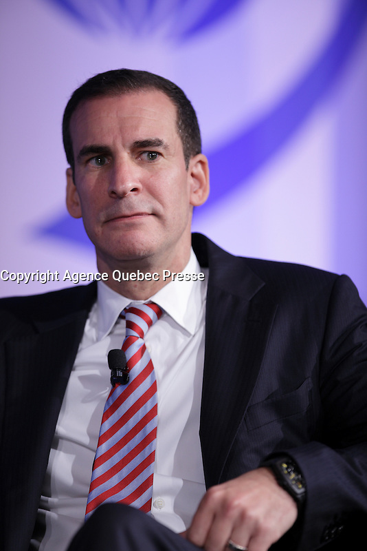 Kerry Adler, <br /> President and Chief Executive Officer, SkyPower Globa attend the 22nd edition of the Conference of Montreal, held June 13 to 15, 2016<br /> <br /> PHOTO : Pierre Roussel -  Agence Quebec Presse