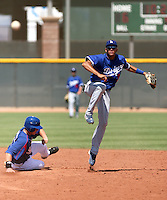Pedro Guerrero / Los Angeles Dodgers 2008 Instructional League..Photo by:  Bill Mitchell/Four Seam Images