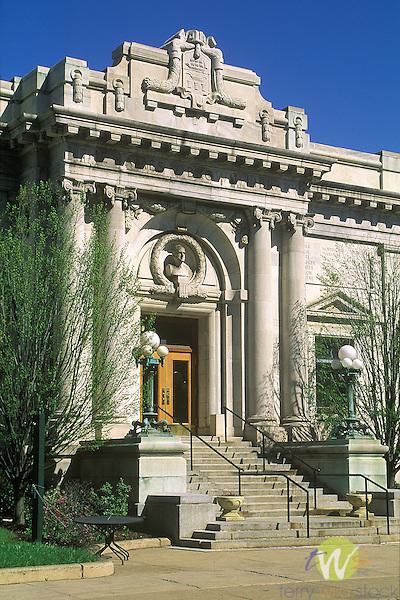 James V. Brown Library
