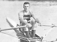 August-September 1920, Olympic Stadium, Antwerp, Belgium;  1920 Summer Olympic Games; John B Kelly Champion Sculler Olympic Games 1920 Antwerp; A total of 29 nations participated in the Antwerp Games, only one more than in 1912, as Germany, Austria, Hungary, Bulgaria and Ottoman Empire were not invited, having lost World War I.