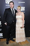 "Anna Faris and husband Chris Pratt at the premiere of ""Zero Dark Thirty"" held at the Dolby Theatre in Hollywood, CA. December 10, 2012"
