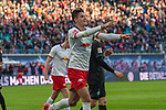 15.02.2020, Red Bull Arena, Leipzig, GER, 1.FBL, RB Leibzig vs SV Werder Bremen<br /> <br /> DFL REGULATIONS PROHIBIT ANY USE OF PHOTOGRAPHS AS IMAGE SEQUENCES AND/OR QUASI-VIDEO.<br /> <br /> im Bild / picture shows<br /> <br /> Kamari Murphy (USA) (Rasta Vechta #21) jubel nach dem 2 zu 0 Tor <br /> Foto © nordphoto / Kokenge