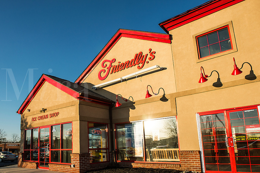 Friendly's restaurant.