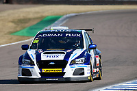 #99 Jason Plato Adrian Flux BMR Subaru Racing Subaru Levorg GT during BTCC Practice  as part of the Dunlop MSA British Touring Car Championship - Rockingham 2018 at Rockingham, Corby, Northamptonshire, United Kingdom. August 11 2018. World Copyright Peter Taylor/PSP. Copy of publication required for printed pictures.