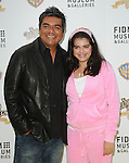 George Lopez & Mayan Lopez at The Opening Night Gala for Warner Bros. Consumer Products' The Ruby Slipper Collection & Inspirations of Oz Fine Art Exhibition and the announcement of Warner Home Video's The Wizard of Oz Ultimate Collector's Edition Blu-ray & Dvd held at Fashion Institute of Design & Merchandising in Los Angeles, California on June 09,2009                                                                     Copyright 2009 Debbie VanStory / RockinExposures