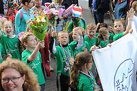 WANDELEN: JOURE: 26-05-2016, Avondvierdaagse, slotavond, ©foto Martin de Jong