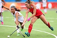 Cocha 2018 Hockey Césped Femenino Chile vs Bolivia