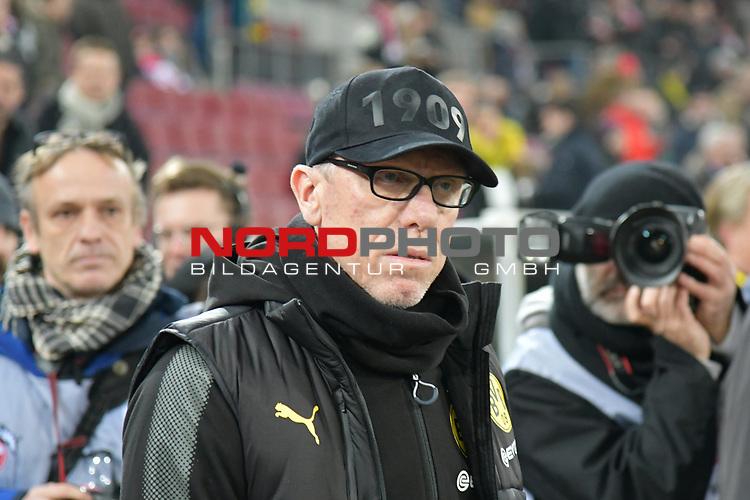 02.02.2018, RheinEnergieStadion, Koeln, GER, 1.FBL., 1. FC K&ouml;ln vs. Borussia Dortmund<br /> <br /> im Bild / picture shows: <br /> <br /> <br /> <br /> Foto &copy; nordphoto / Meuter