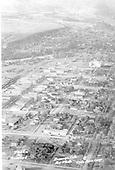 Durango aerial photo - Colorado Avia. Corp. - looking north.<br /> Durango, CO  Taken by Rowland, W. R.