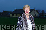 Mairead Fernane, the first female Chairperson of Austin Stacks GAA Club