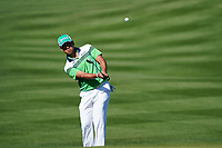 Hideki Matsuyama (JPN) In action during the third round of the Waste Management Phoenix Open, TPC Scottsdale, Phoenix, USA. 31/01/2020<br /> Picture: Golffile | Phil INGLIS<br /> <br /> <br /> All photo usage must carry mandatory copyright credit (© Golffile | Phil Inglis)