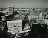 1960 January 19..Redevelopment...Downtown North (R-8)..Downtown Progress..North View from VNB Building..HAYCOX PHOTORAMIC INC..NEG# C-60-5-20.NRHA#..