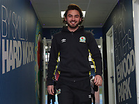 Blackburn Rovers' Bradley Dack arrive at the ground <br /> <br /> Photographer Rachel Holborn/CameraSport<br /> <br /> The EFL Sky Bet League One - Blackburn Rovers v Shrewsbury Town - Saturday 13th January 2018 - Ewood Park - Blackburn<br /> <br /> World Copyright &copy; 2018 CameraSport. All rights reserved. 43 Linden Ave. Countesthorpe. Leicester. England. LE8 5PG - Tel: +44 (0) 116 277 4147 - admin@camerasport.com - www.camerasport.com