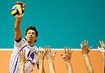 Odbojka, Svetska Liga, Volleyball, World league.Serbia Vs. Russia.Ivan Miljkovic.Belgrade, 01.07.2007..foto: Srdjan Stevanovic.