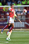 08/08/2015 Sky Bet League 1 Fleetwood Town v Southend United<br /> Antoni Sarcevic